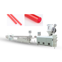 PA nylon tube extrusion line
