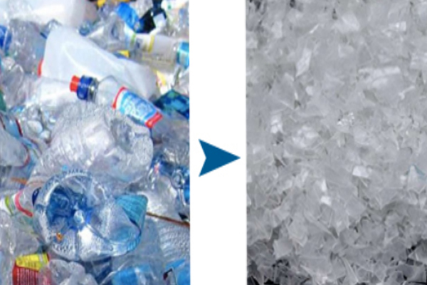 PET recycling - Polymer Processing