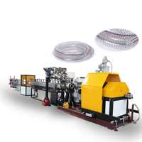 PVC Steel Reinforced Hose Production Line